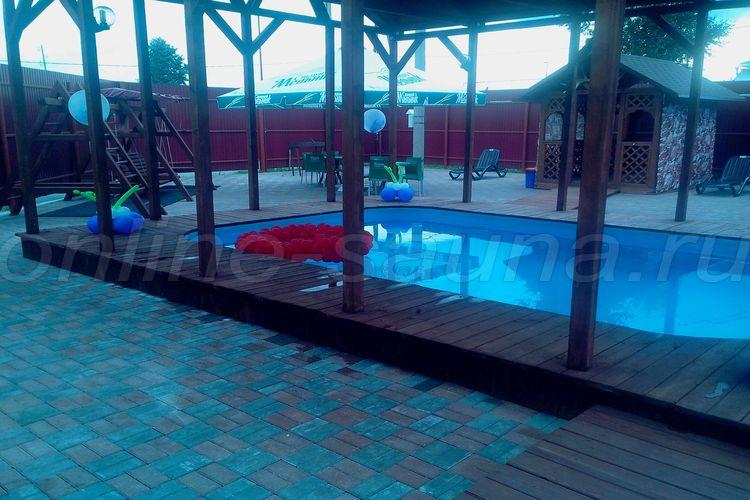 Аква Вита Хотел, гостиничный комплекс
